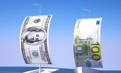 Евро и доллар будут стоить одинаково