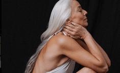Чудо или гены: 61-летней модели удается не стареть