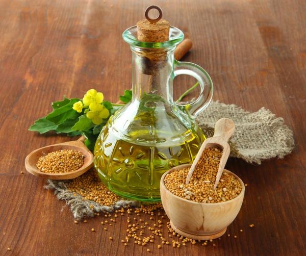 Чем полезно масло из семян горчицы