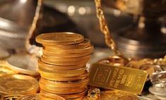 В Израиле нашли старинную золотую монету