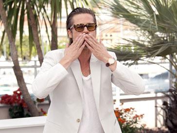 Брэд Питт (Brad Pitt) пополнил коллекцию мототехники