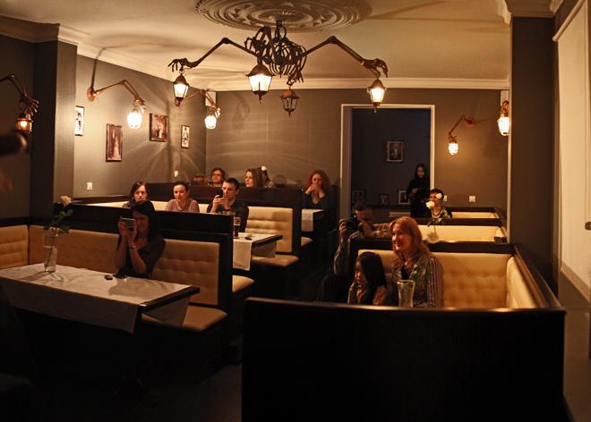 Мистический ресторан Old Mad House