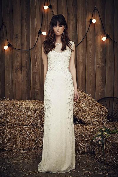 Лучшие коллекции Недели свадебной моды   галерея [6] фото [22]