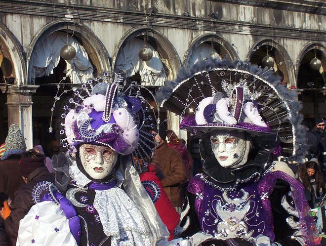 веселый карнавал