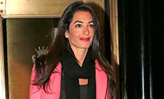 Джордж Клуни и Амаль Аламуддин ждут ребенка