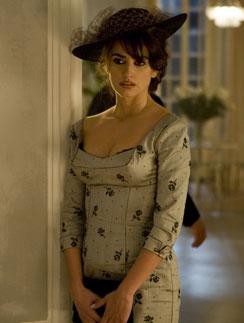 """Пенелопа Крус (Penelope Cruz), кадр из фильма """"Девять"""""""