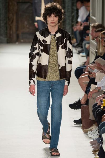 Неделя мужской моды в Париже: лучшие показы | галерея [1] фото [13]