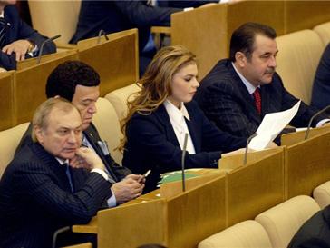 Алина Кабаева одна из самыйх сексуальных