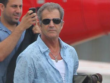 Папарацци выяснили имя новой возлюбленной Мела Гибсона (Mel Gibson)