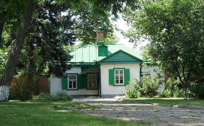 Чеховский домик