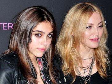Мадонна (Madonna) пригласила в свой фильм собственную дочь