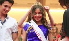 «Юная краса» в Перми: слезы счастья и победительница-семиклассница