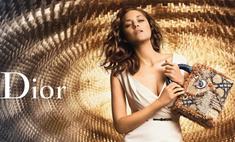 Марион Котийяр представила новую сумку Lady Dior