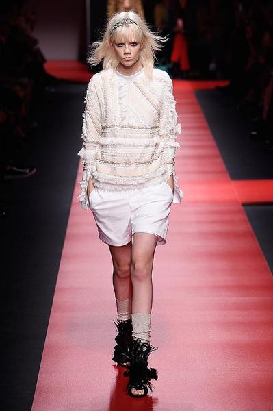 Неделя моды в Милане: день первый   галерея [2] фото [17]