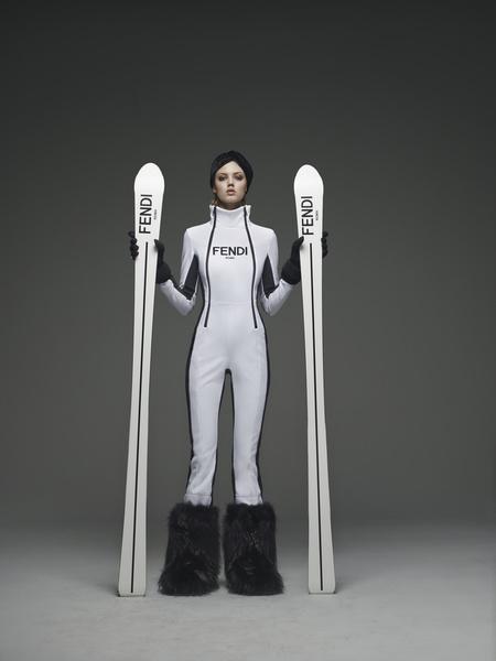 Навострили лыжи: «горнолыжные» коллекции модных домов   галерея [1] фото [8]