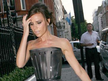 Виктория Бекхэм (Victoria Beckham) полюбилась Кейт Миддлтон (Kate Middleton)