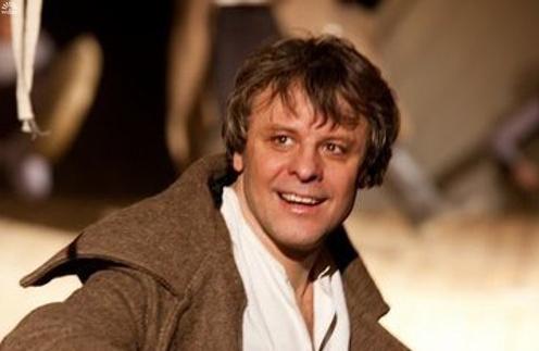 Красноярский актер Андрей Пашнин