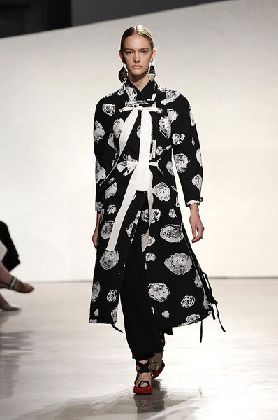 Неделя моды в Нью-Йорке: день девятый | галерея [4] фото [1]
