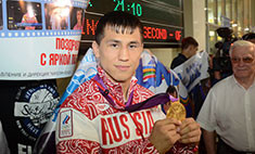 Новосибирец Роман Власов обеспечил себе участие в Олимпиаде