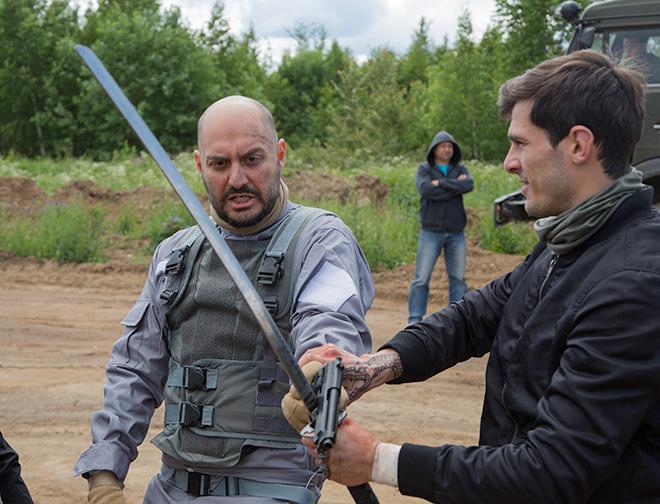 Кирилл Серебренников снялся в экшне Тимура Бекмамбетова «Хардкор»