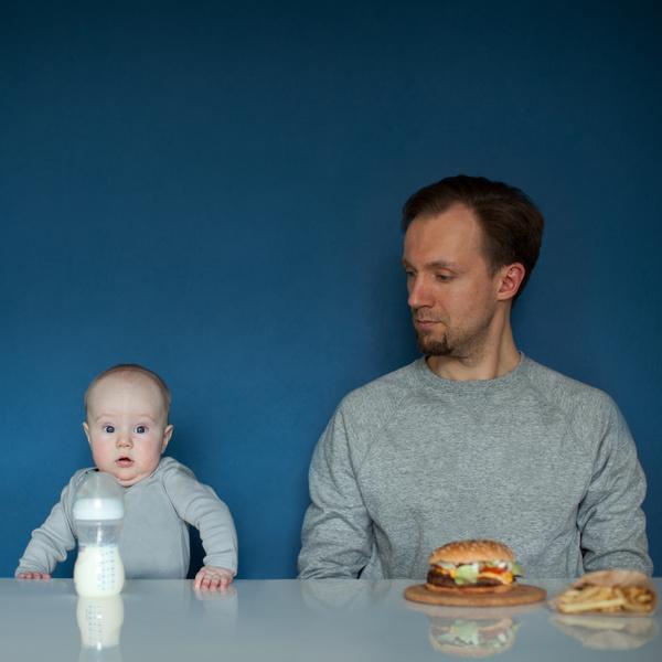 Питание мужчин влияет на здоровье их будущих детей