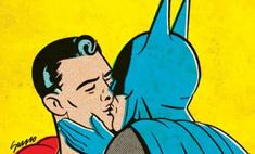 Продюсеры познакомят Супермена и Бэтмена