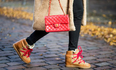 Как носить джинсы зимой: 17 модных идей