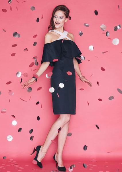 Новогодние платья Dasha Gauser, вторая линия