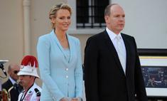 Невеста князя Альбера попыталась сбежать со свадьбы