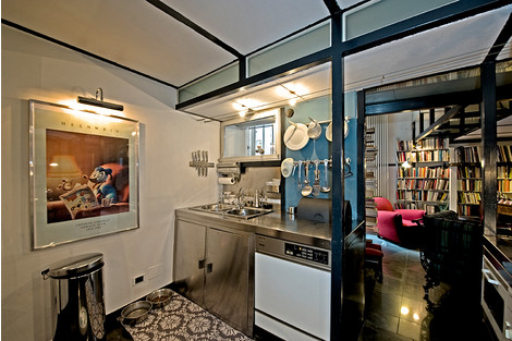 Топ-10: дизайнерские квартиры в Милане | галерея [7] фото [8]