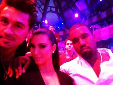 Дима Билан на премии MTV EMA