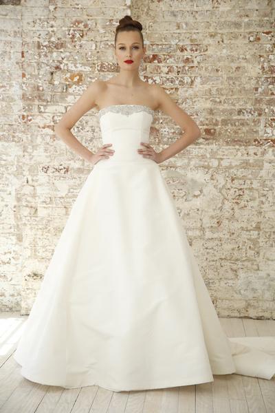 60 пышных свадебных платьев 2015 | галерея [1] фото [37]