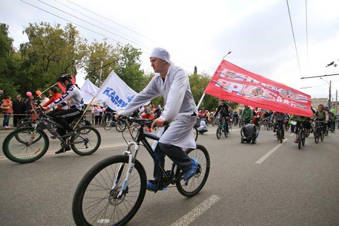 «Пермское яркое»: карнавал в Перми