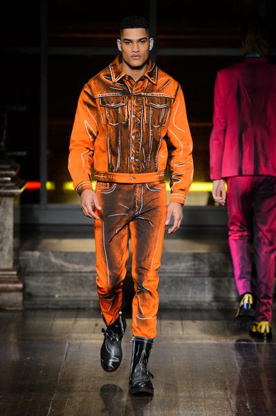 Неделя мужской моды в Лондоне: главные показы   галерея [2] фото [13]