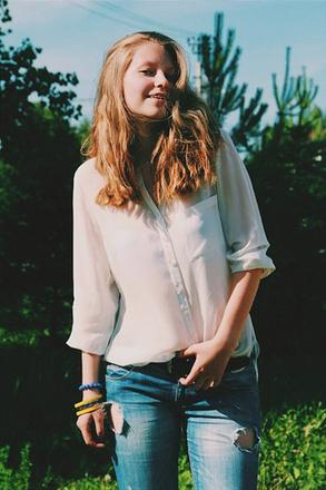 Арина Постных, «Юная топ-модель Екатеринбурга-2016», фото