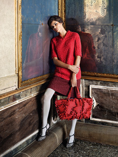 Рекламная кампания Bottega Veneta, сезон осень-зима 2011/2012