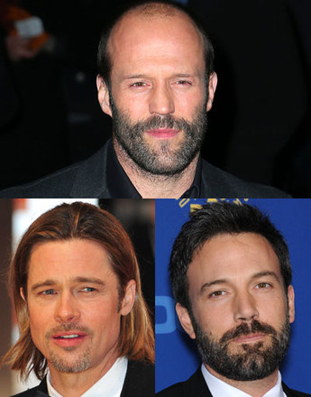 Джейсон Стэтхем (Jason Statham), Брэд Питт (Brad Pitt), Бен Аффлек (Ben Affleck)