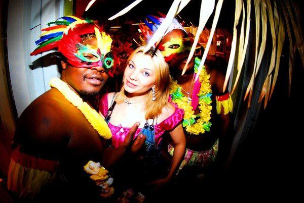 Африканская вечеринка, Новокузнецк, Styx