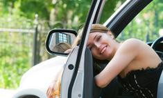 5 способов сохранить осанку за рулем