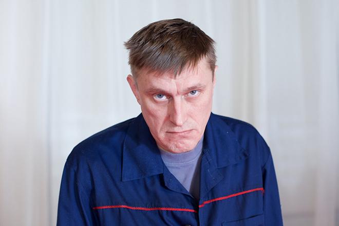сериал «Бородач»