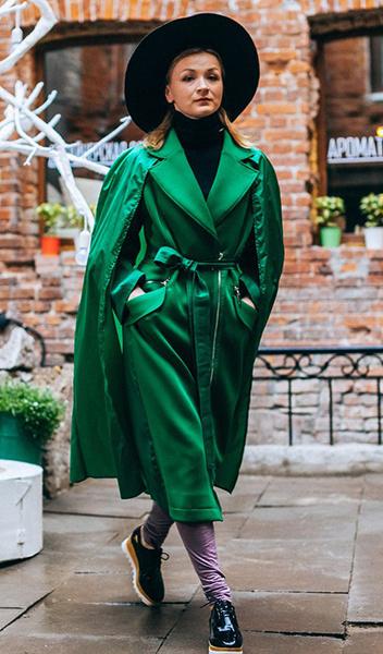 Дизайнер Анна Малухина, Неделя моды в Екатеринбурге