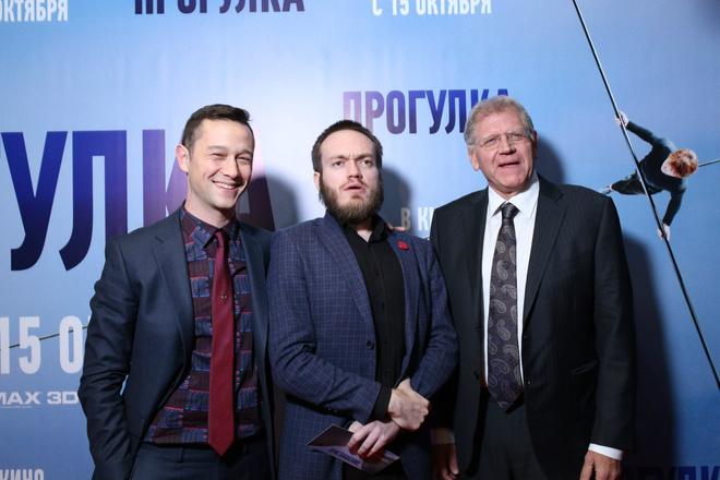 Джозеф Гордон-Левитт подружился с парнем из Оренбурга