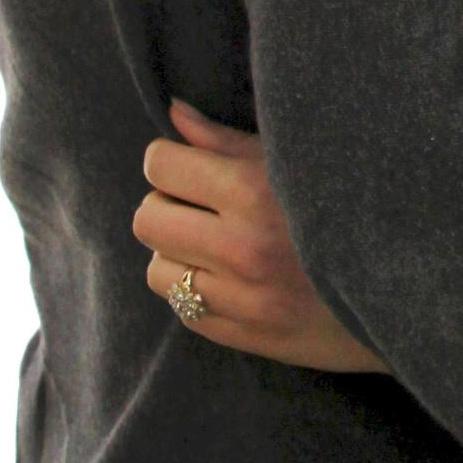Обручальное кольцо Кристины Риччи