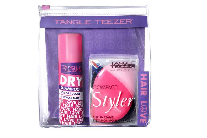 Набор Tangle Teezer Festival Pack