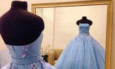 Российский дизайнер создал платье Золушки
