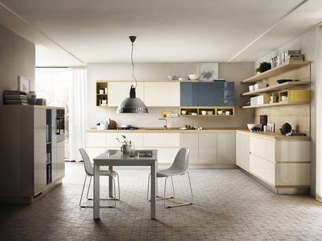Кухня Foodshelf – новый проект дизайнера Ора Ито для Scavolini | галерея [1] фото [12]