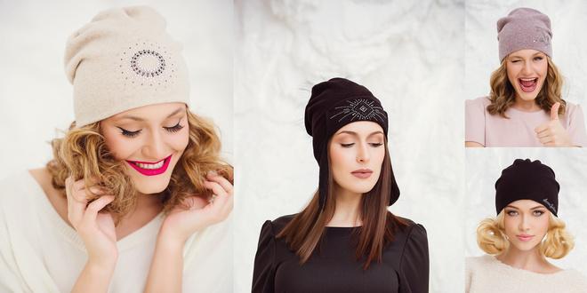 крепко связаны: новая коллекция шапок от anna jollini