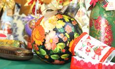 Новогодняя ярмарка: более 1000 оригинальных подарков