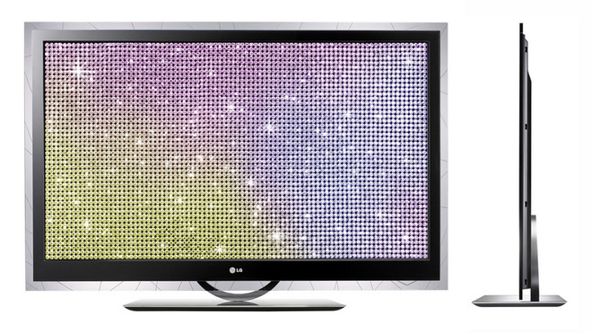 Тонкие телевизоры