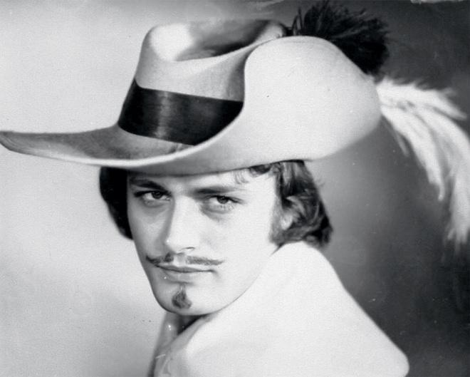 Еще один юный гасконец: Виктор Ланберг.